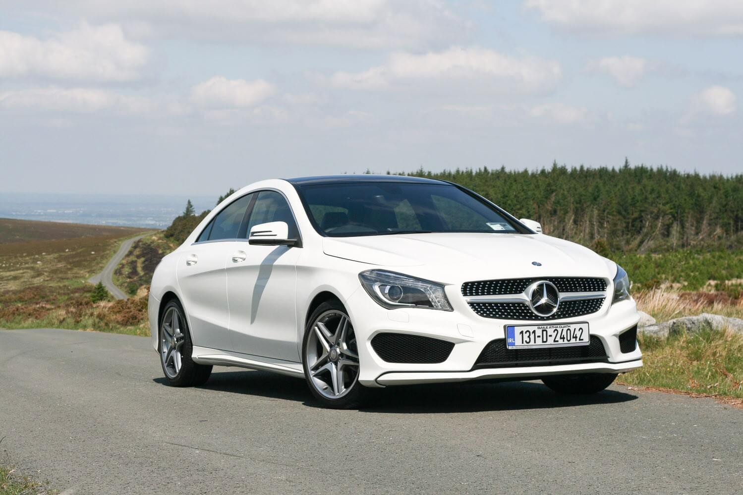 Peace of Art The New MERCEDES CLA