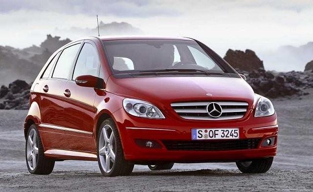 Mercedes-Benz B-Class Review