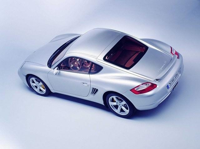 Porsche Cayman Review