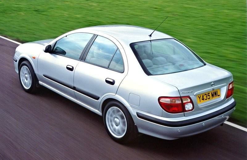 nissan almera 2000 2006 carzone used car buying guides. Black Bedroom Furniture Sets. Home Design Ideas