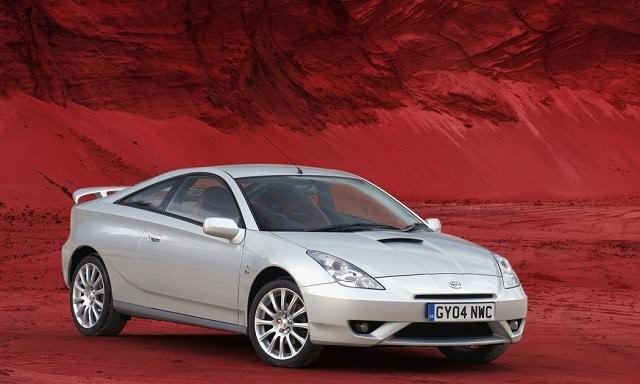 Toyota Celica Review