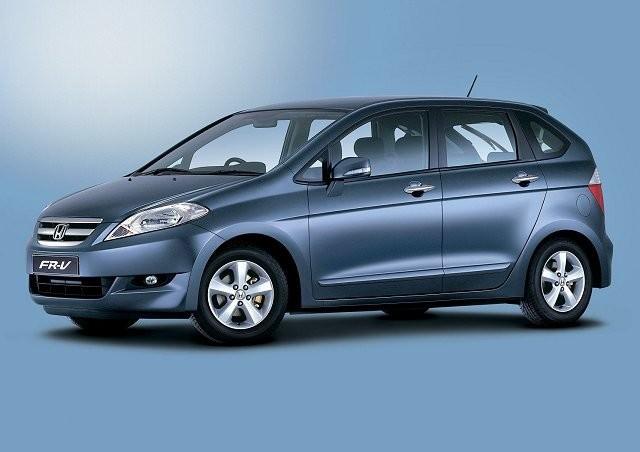 Honda FR-V Review