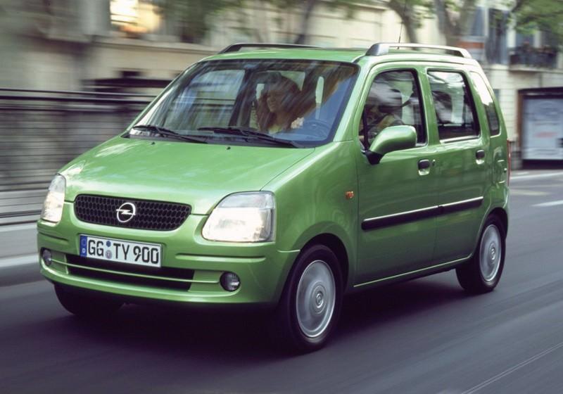 2000 - 2007 Opel Agila MPV Review Ireland | Carzone