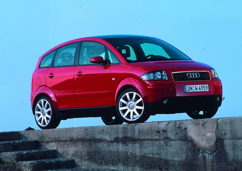 Audi A Carzone Used Car Buying Guides - Audi a2