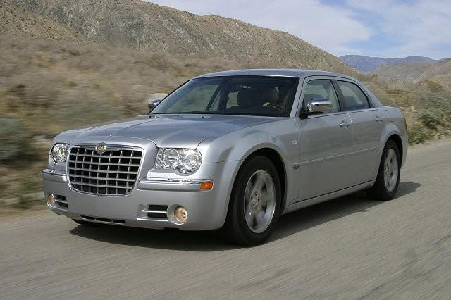 Chrysler 300C Review