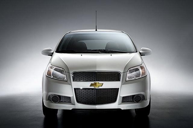 Chevrolet Aveo & Kalos Review