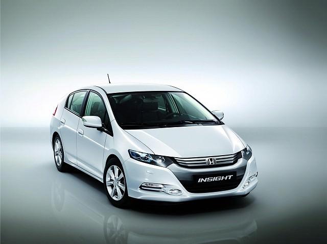 Honda Insight Review