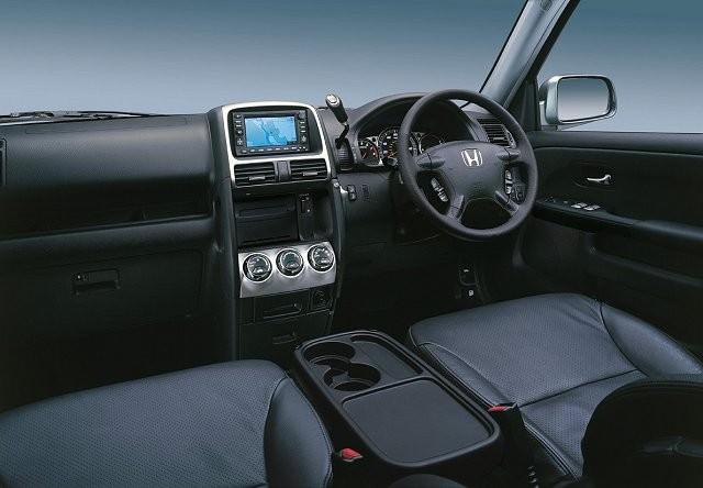 Honda CR-V 2002 - 2006 | Carzone Used Car Buying Guides