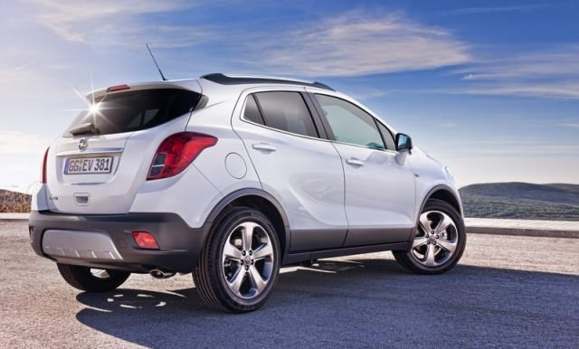 opel mokka review carzone new car review. Black Bedroom Furniture Sets. Home Design Ideas
