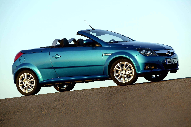 Opel Tigra Review
