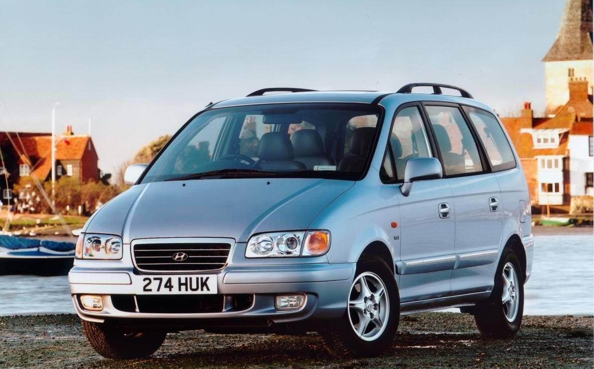 Hyundai Trajet Review