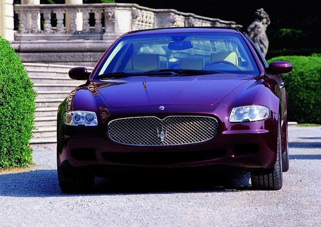 Maserati Quattroporte Review