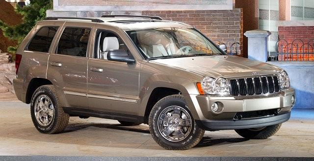jeep grand cherokee 2005 2010 carzone used car buying guides. Black Bedroom Furniture Sets. Home Design Ideas
