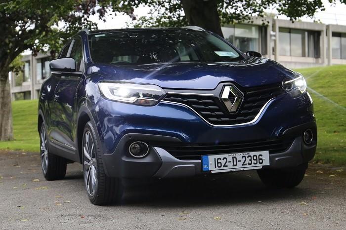 Renault Kadjar Review Carzone New Car Review