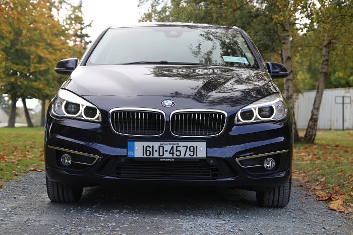 BMW Series Active Tourer Review Carzone New Car Review - 2 series bmw price