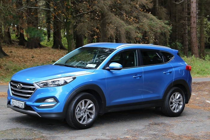 hyundai tucson review carzone new car review. Black Bedroom Furniture Sets. Home Design Ideas
