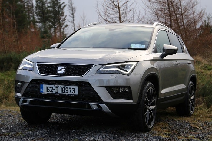seat ateca review carzone new car review. Black Bedroom Furniture Sets. Home Design Ideas