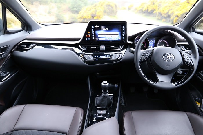 Toyota C Hr Review Carzone New Car Review