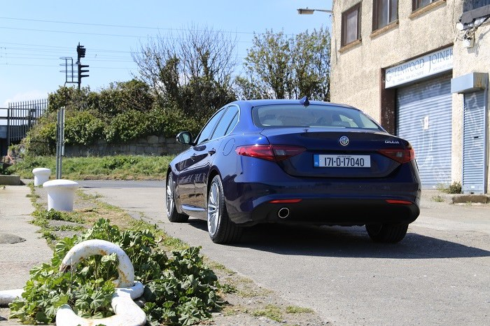 alfa romeo giulia review   carzone new car review
