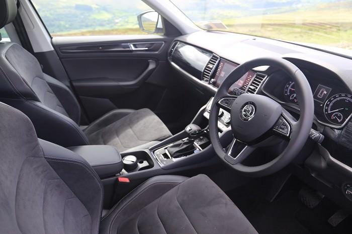 Skoda Kodiaq Review | Carzone New Car Review