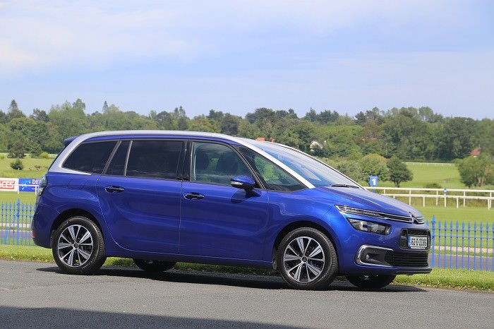 Citroen Grand C4 Picasso Review Carzone New Car Review