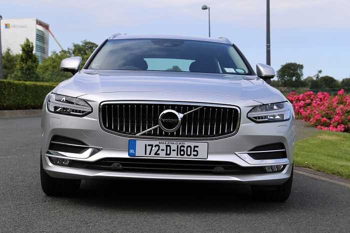 <a href='https://www.carzone.ie/new-cars/Volvo'>Volvo</a>  <a href='https://www.carzone.ie/new-cars/Volvo/V90'>V90</a>  front
