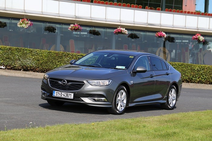Opel Insignia Grand Sport Ireland