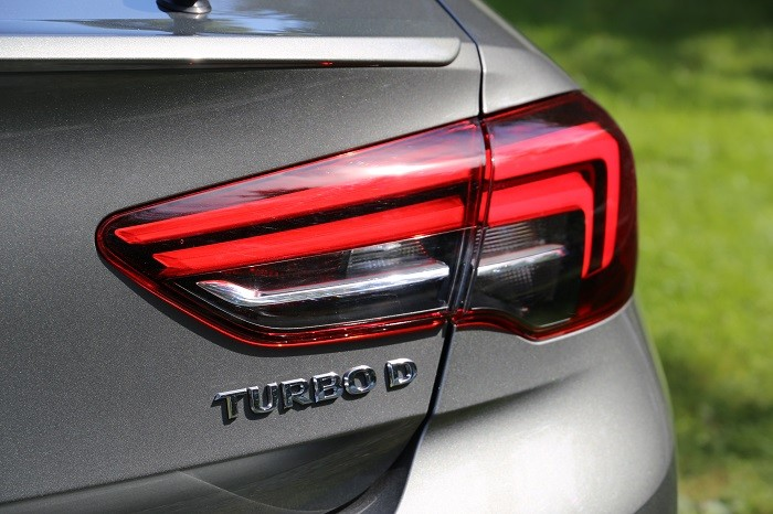 Turbo diesel 1.6 CDTi Insignia