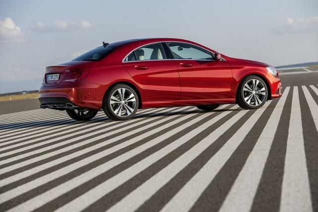 Mercedes-Benz CLA Review