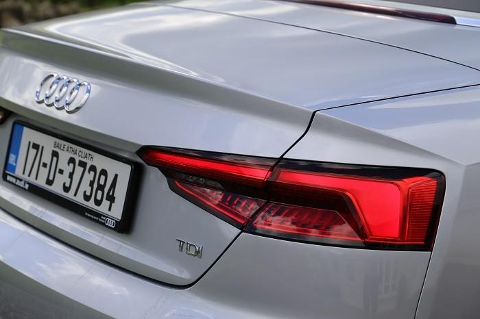 Audi A5 Cabriolet TDI diesel