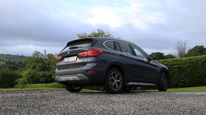 2017 <a href='https://www.carzone.ie/new-cars/BMW'>BMW</a>  <a href='https://www.carzone.ie/new-cars/BMW/X1'>X1</a>  Ireland