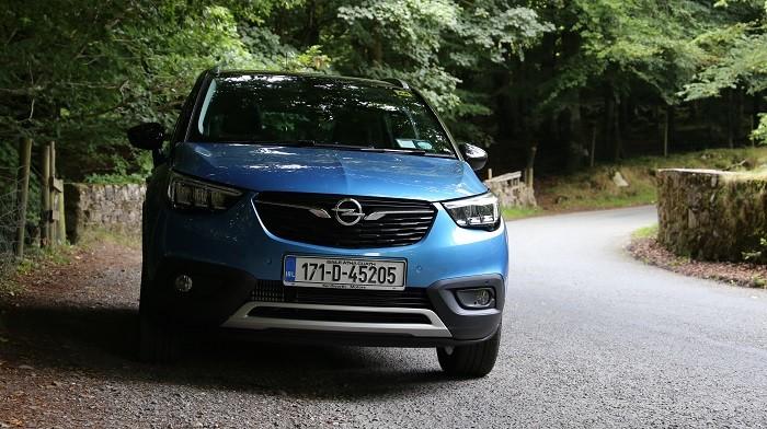 Opel Crossland X Ireland 2017