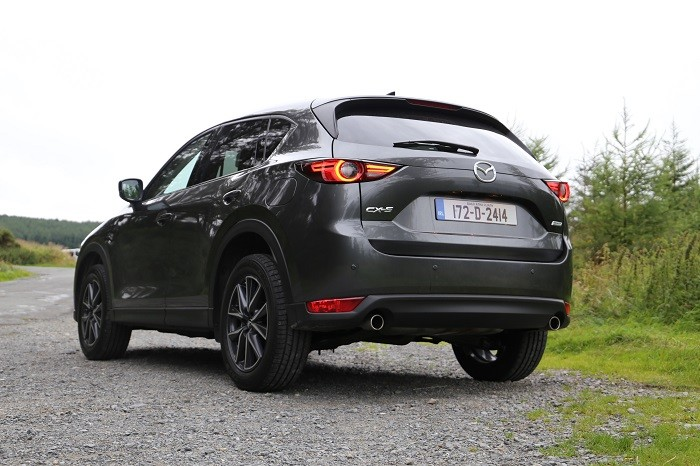 <a href='http://www.carzone.ie/new-cars/Mazda'>Mazda</a>  <a href='http://www.carzone.ie/new-cars/Mazda/CX-5'>CX-5</a>  new model Ireland