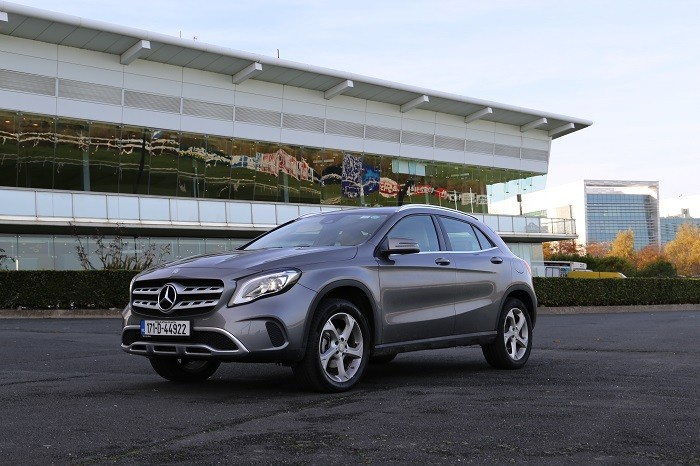 Mercedes-Benz GLA-Class Review