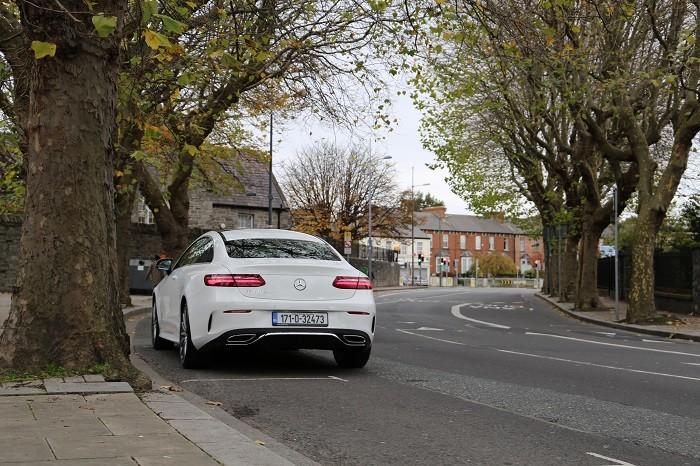 Mercedes Dublin Ireland