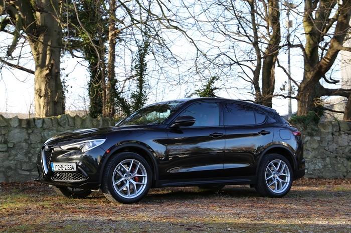 alfa romeo stelvio review carzone new car review. Black Bedroom Furniture Sets. Home Design Ideas