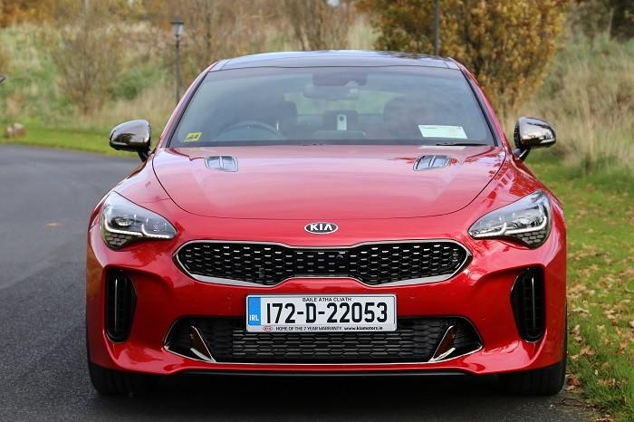 <a href='https://www.carzone.ie/new-cars/Kia'>Kia</a>  <a href='https://www.carzone.ie/new-cars/Kia/Stinger'>Stinger</a>
