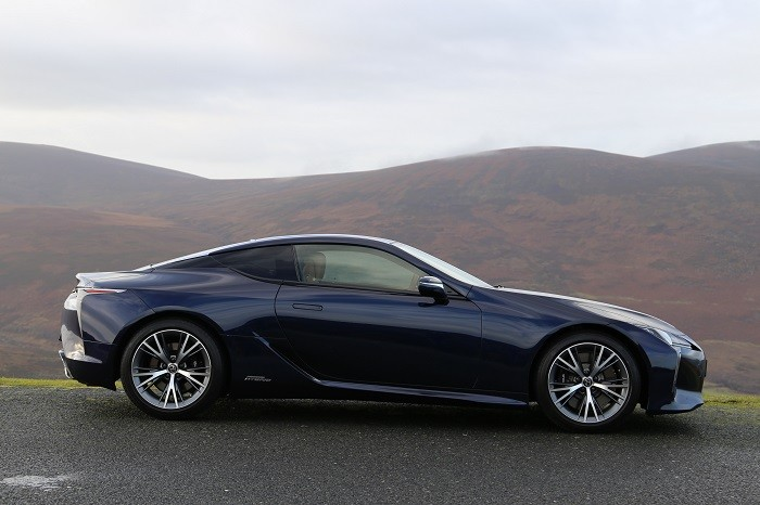 Lexus LC Ireland