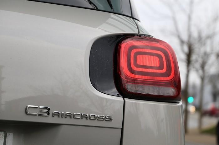 Aircross badge