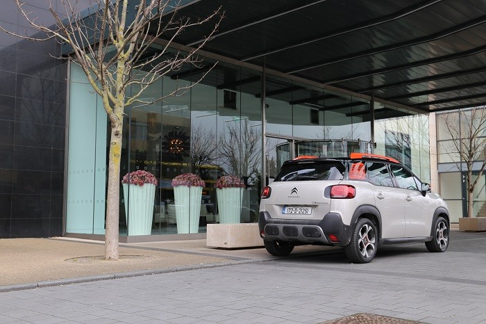 <a href='https://www.carzone.ie/new-cars/Citroen'>Citroen</a>  <a href='https://www.carzone.ie/new-cars/Citroen/C3-Aircross'>C3 Aircross</a>
