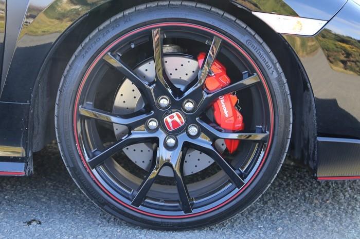 Type R wheels