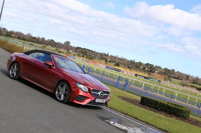 Mercedes-Benz E-Class AMG Line