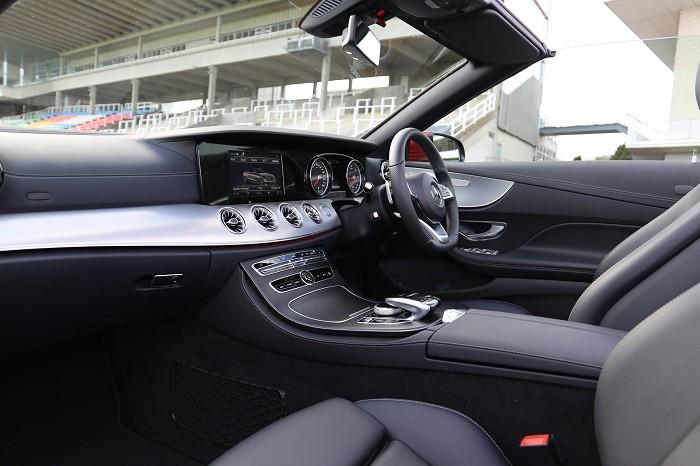 E-Class Cabriolet Interior