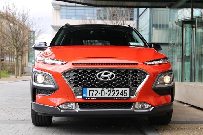 <a href='https://www.carzone.ie/new-cars/Hyundai'>Hyundai</a>  <a href='https://www.carzone.ie/new-cars/Hyundai/Kona'>Kona</a>  Ireland