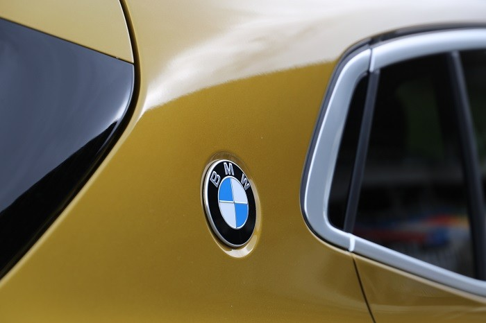 <a href='https://www.carzone.ie/new-cars/BMW'>BMW</a>  logo
