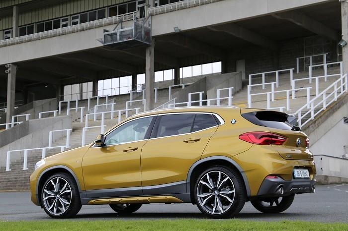 <a href='https://www.carzone.ie/new-cars/BMW'>BMW</a>  <a href='https://www.carzone.ie/new-cars/BMW/X2'>X2</a>  Ireland