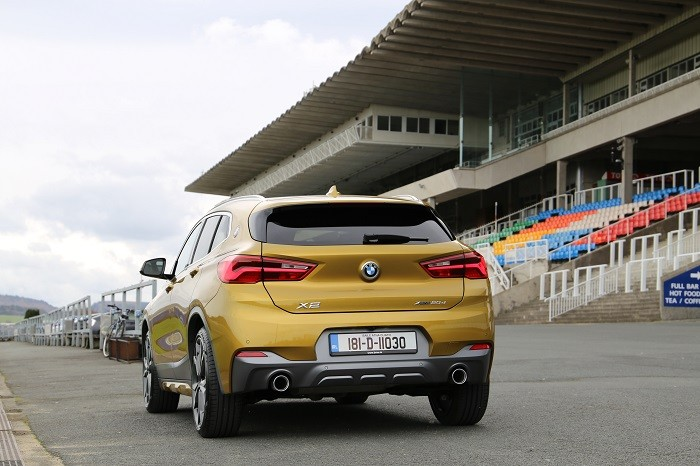 Galvanic Gold BMW