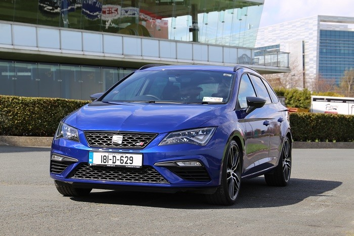 seat leon st cupra review | carzone new car review