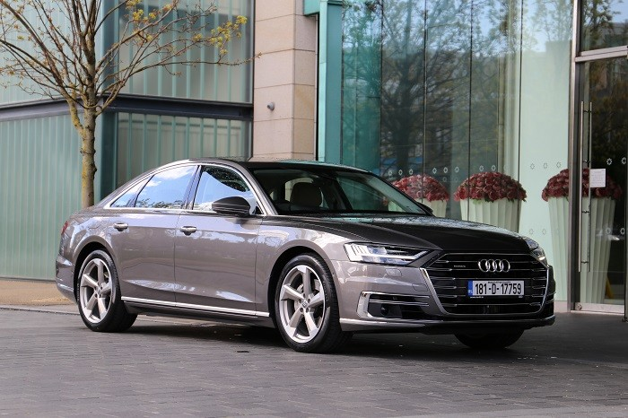 Audi A Saloon Review Ireland Carzone - 2018 audi a8
