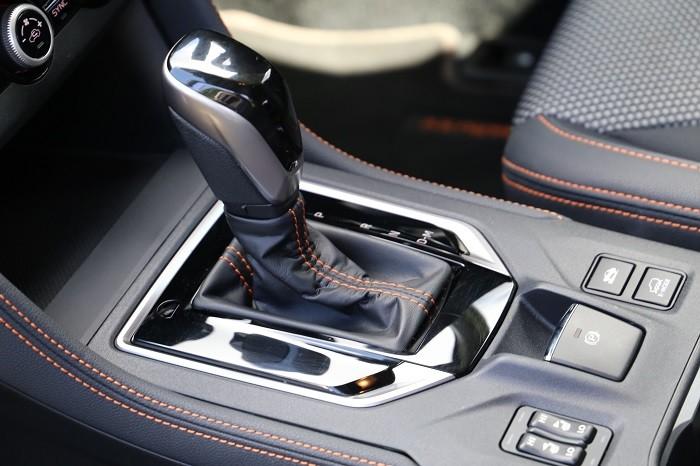 Subaru XV CVT